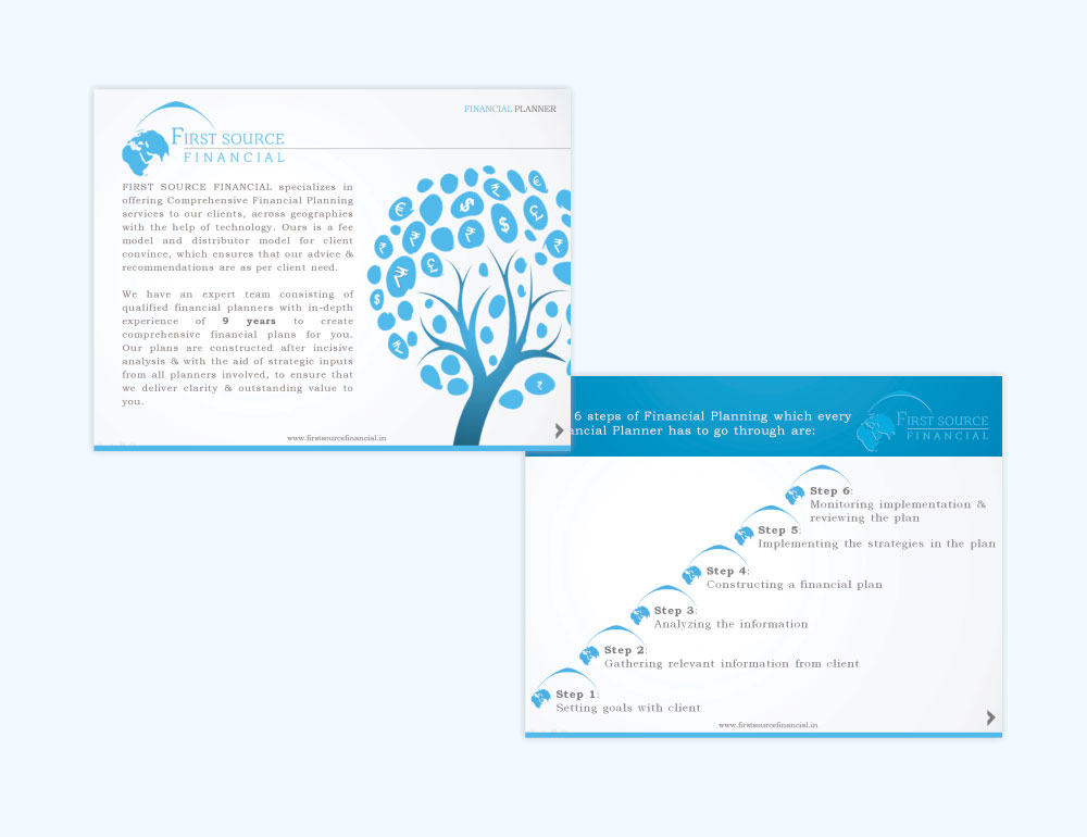 corporate brand identity designing website designing